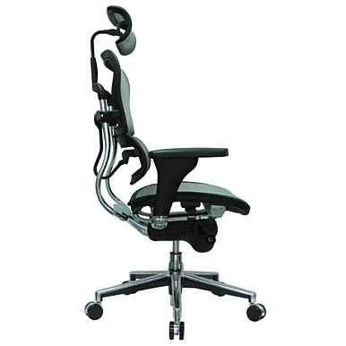 ergohuman mesh office chair office furniture by kb