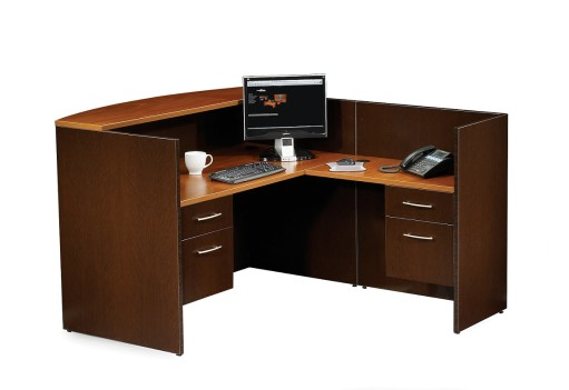 Maverick Series Reception Desk fice Furniture by KB